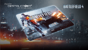 Tapis de souris Razer Destructor Battlefield 4