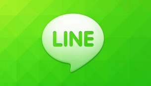 logo de l'application Line