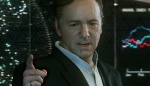 Kevin Spacey dans Call of Duty Advanced Warfare