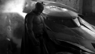Batmobile de Man of Steel 2 - Batman vs Superman