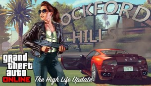 Update de GTA Online : The High Life