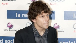 Jesse Eisenberg dans le Batman VS Superman de 2016