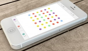 Dots sur iPhone