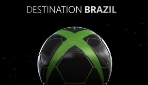 Destination Brazil, le programme de la xb ox One pour la Coupe du monde de football 2014
