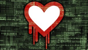 Logo de la faille Heartbleed