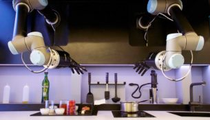 Robot Kitchen